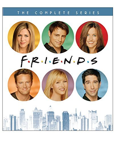 Friends Friends Complete Series Colle Complete Series Collection Nr 40 DVD
