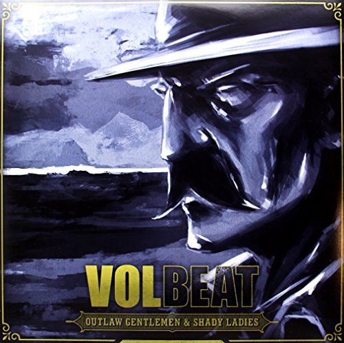 Volbeat Outlaw Gentlemen & Shady Ladie 2 Lp