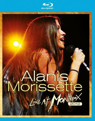Alanis Morissette Live At Montreux 2012 Blu Ray
