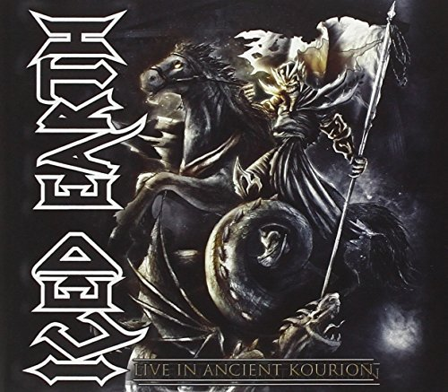Iced Earth Live In Ancient Kourion Deluxe Ed. 2 CD DVD