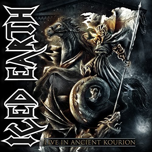 Iced Earth Live In Ancient Kourion 2 CD