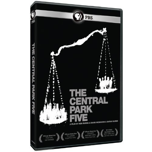 The Central Park Five Ken Burns DVD Nr