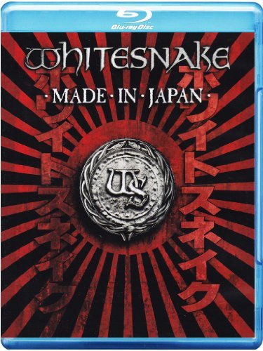 Whitesnake Whitesnake Made In Japan Blu Ray Nr