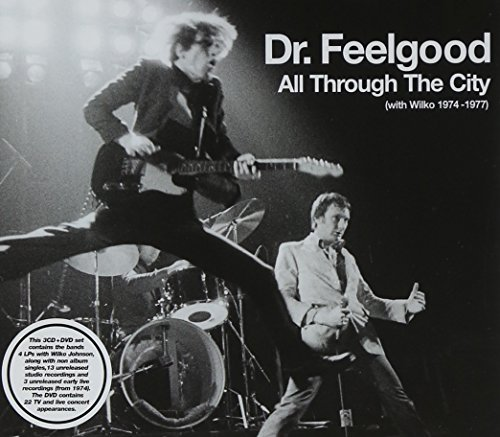 Dr. Feelgood All Through The City (with Wil Import Eu