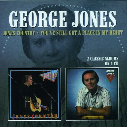 George Jones Jones Country You've Still Got Import Gbr