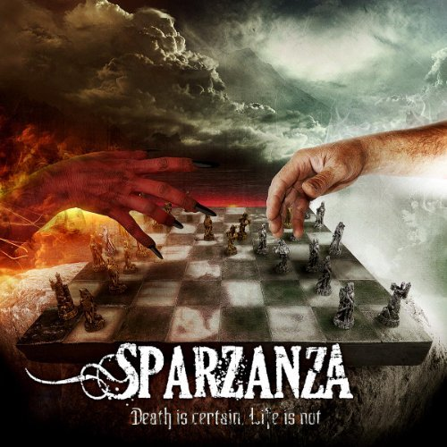 Sparzanza Death Is Certain Life Is Not Import