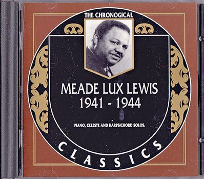 Meade Lux Lewis 1941 44