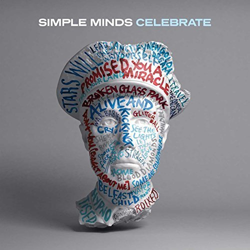Simple Minds Celebrate Greatest Hits 3 CD
