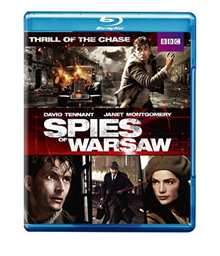 Spies Of Warsaw Tennant Montgomery Blu Ray Ws Nr