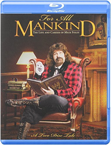 For All Mankind The Life & Ca Wwe Blu Ray Ws Nr Incl. DVD