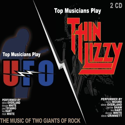 Thin Lizzy Ufo As Pe Thin Lizzy U.F.O. As Performed 2 CD
