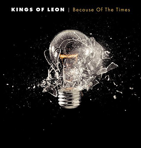 Kings Of Leon Because Of The Times 180gm Vinyl 2 Lp