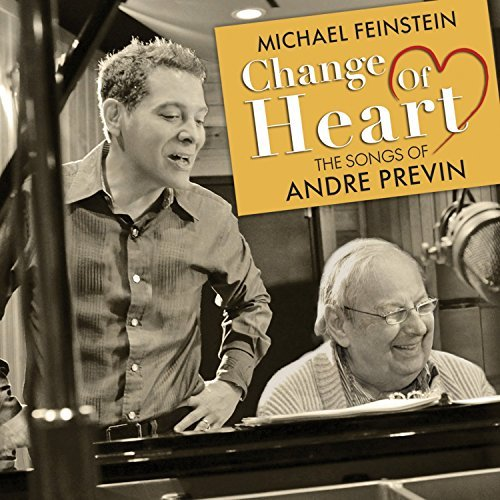 Feinstein Michael Previn Andre Change Of Heart The Songs Of