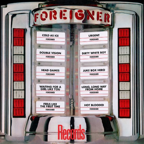 Foreigner Records Greatest Hits