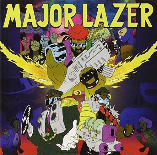 Major Lazer Free The Universe