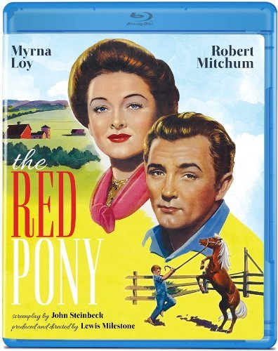 Red Pony (1949) Loy Mitchum Blu Ray Ws Nr