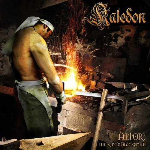 Kaledon Altor The King's Blacksmith