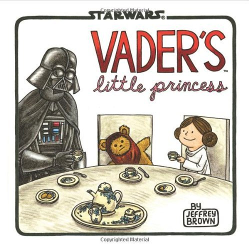 Jeffrey Brown Vader's Little Princess