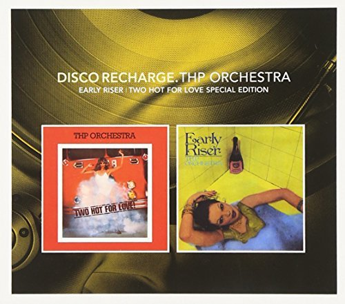 Thp Orchestra Disco Recharge Early Riser Tw 2 CD