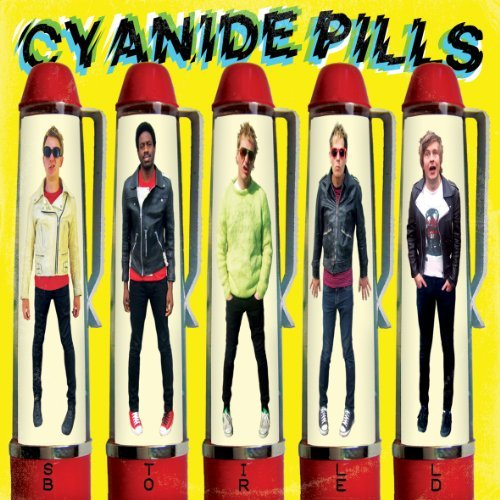 Cyanide Pills Still Bored