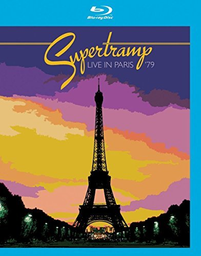 Supertramp Live In Paris 79 Import Gbr Blu Ray