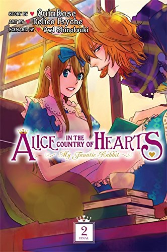 Quinrose Alice In The Country Of Hearts My Fanatic Rabbit Volume 2