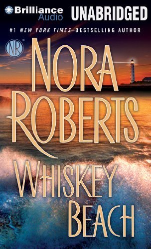 Nora Roberts Whiskey Beach Mp3 CD