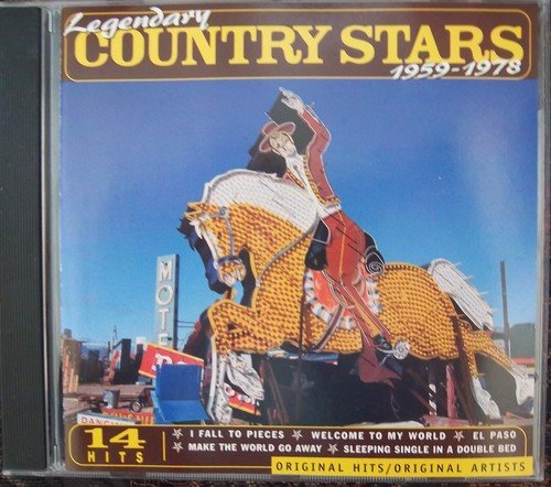 Various Legendary Country Stars 1959 1978