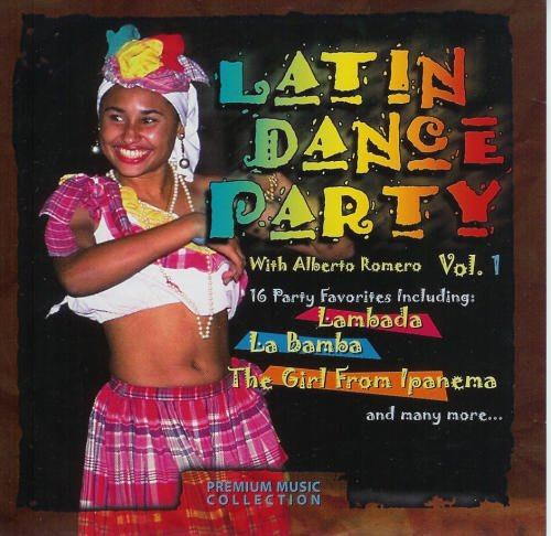 Latin Dance Party Vol. 1 Latin Dance Party Latin Dance Party