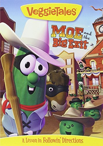 Veggie Tales Moe And The Big Exit Veggie Tales Moe And The Big Exit