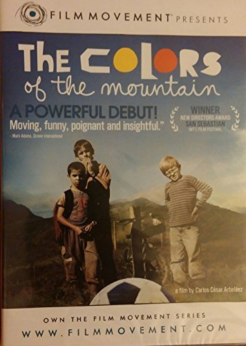 Carlos Cesar Arbelaez The Colors Of The Mountain