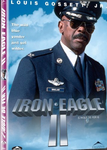 Unknown Iron Eagle 2 (l'aigle De Fer 2) [dvd] (2004) Louis