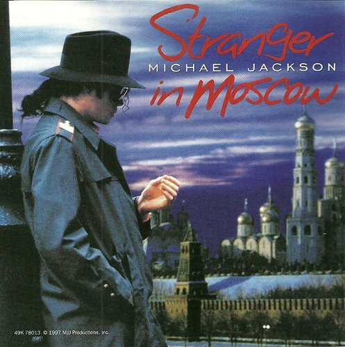 Michael Jackson Stranger In Moscow