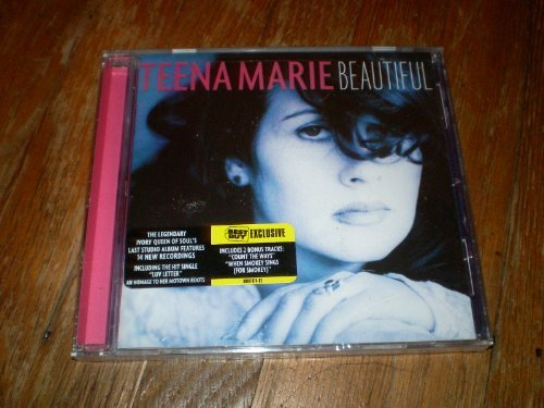Teena Marie Beautiful (best Buy Exclusive) Z867 Ume