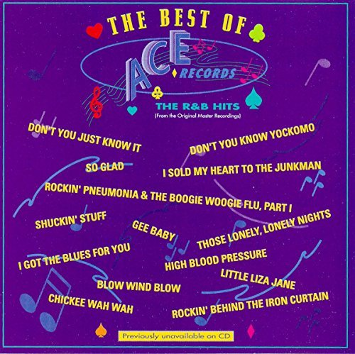 Best Of Ace Records Vol. 2 R & B Hits