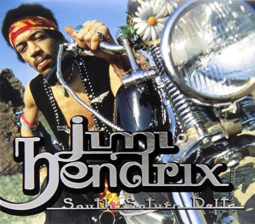 Jimi Hendrix South Saturn Delta Digipak