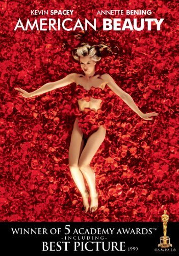 American Beauty Spacey Bening DVD R Ws