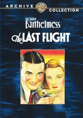 Last Flight Barthelmess Manners Brown Made On Demand Nr