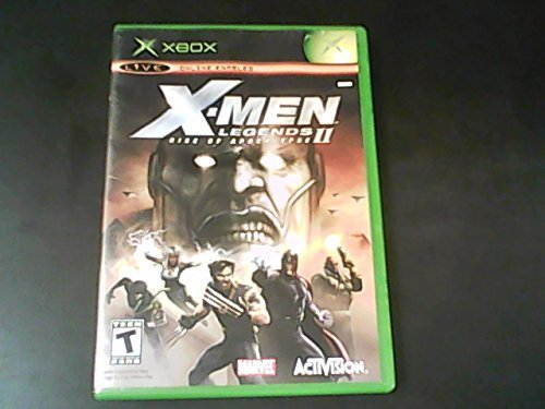 X Men Legends 2 Rise Of Apocalypse Xbox Live En