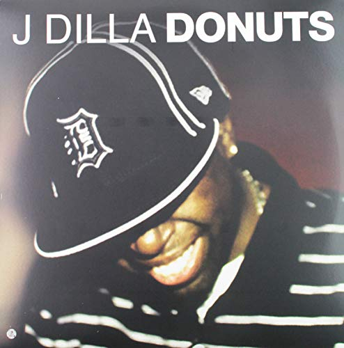 J Dilla Donuts (smile Cover) 2 Lp