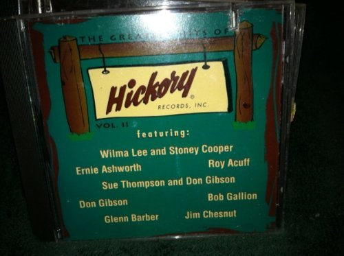 Hickory Records Vol. 2 Greatest Hits Of
