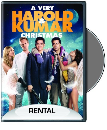 Very Harold & Kumar Christmas Cho Penn Harris Rental R