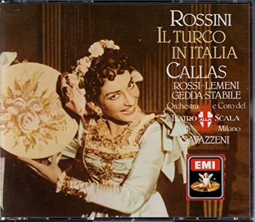 G. Rossini Turco In Italia Comp Opera