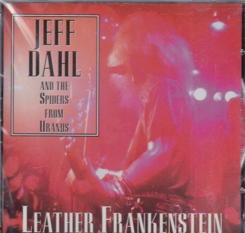 Dahl Jeff Leather Frankenstein