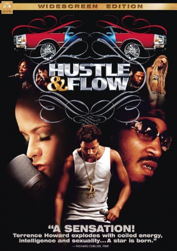 Hustle & Flow Howard Ludacris Manning DVD R Ws