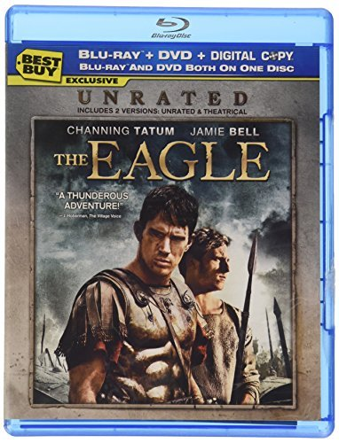 The Eagle (blu Ray DVD Digital Copy) 1 Disc Best Blu Ray