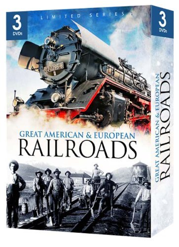 Great American Railroads Great Great American Railroads Great Pg13 2 DVD