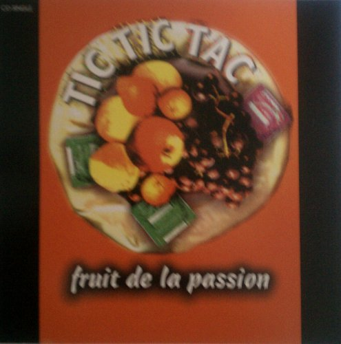 Fruit De La Passion Tic Tic Tac