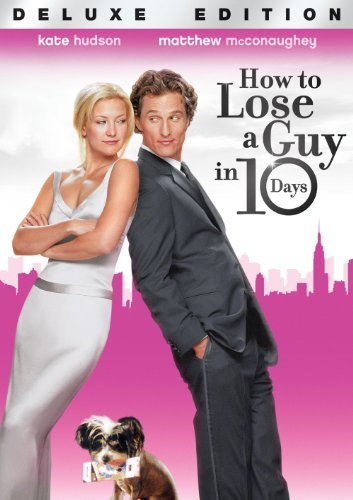 How To Lose A Guy In 10 Days Hudson Mcconaughey Ws Deluxe Ed. Pg13