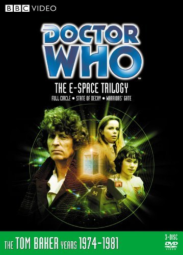 Doctor Who E Space Trilogy Doctor Who Nr 3 DVD